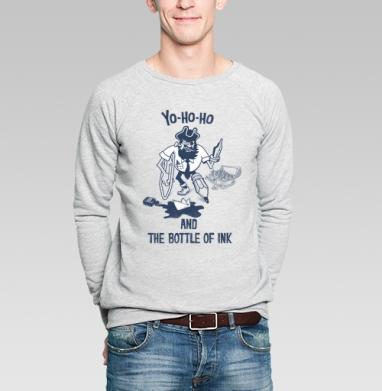 БЕД ОФИСМЕН - Купить мужские свитшоты с пиратом в Москве, цена мужских свитшотов пиратских с прикольными принтами - магазин дизайнерской одежды MaryJane