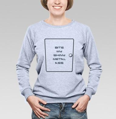 Bender - Купить детские свитшоты с роботами в Москве, цена детских свитшотов с роботами с прикольными принтами - магазин дизайнерской одежды MaryJane