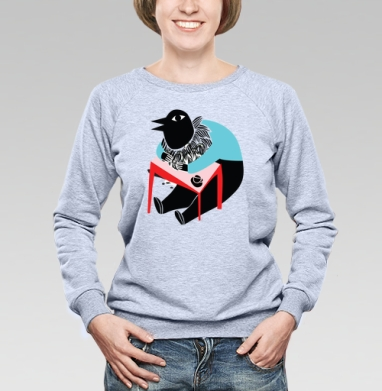 Coco tshirt - Купить детские свитшоты с крыльями в Москве, цена детских свитшотов с крыльями с прикольными принтами - магазин дизайнерской одежды MaryJane