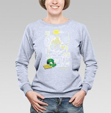 Crazy Grower - Купить детские свитшоты с дымом в Москве, цена детских свитшотов с дымом  с прикольными принтами - магазин дизайнерской одежды MaryJane