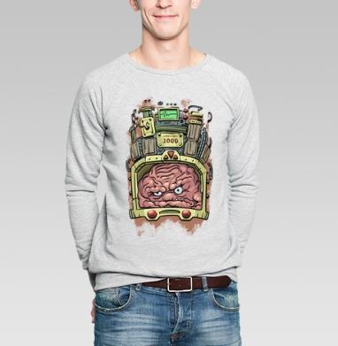 Даже не знаю... - Купить мужские свитшоты с китами в Москве, цена мужских свитшотов с китом с прикольными принтами - магазин дизайнерской одежды MaryJane