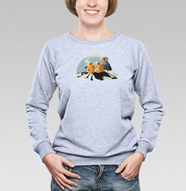 Домой... - Купить женские свитшоты с автомобилями в Москве, цена женских свитшотов с автомобилями  с прикольными принтами - магазин дизайнерской одежды MaryJane