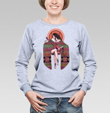 Ethnica - Купить детские свитшоты этно в Москве, цена детских свитшотов этно  с прикольными принтами - магазин дизайнерской одежды MaryJane