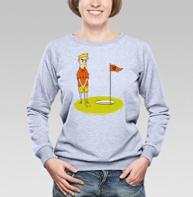 Golf - Купить детские свитшоты спортивные в Москве, цена детских свитшотов спортивных  с прикольными принтами - магазин дизайнерской одежды MaryJane