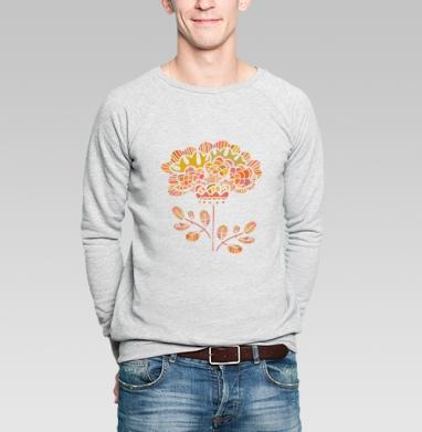 Лето уже близко - Купить мужские свитшоты с солнцем в Москве, цена мужских свитшотов с солнцем  с прикольными принтами - магазин дизайнерской одежды MaryJane