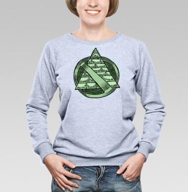 Нет всевидящему оку - Купить детские свитшоты этно в Москве, цена детских свитшотов этно  с прикольными принтами - магазин дизайнерской одежды MaryJane