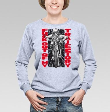 Опасный райдер - Купить детские свитшоты с мотоциклами в Москве, цена детских свитшотов с мотоциклами  с прикольными принтами - магазин дизайнерской одежды MaryJane