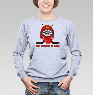 Red machine - Купить детские свитшоты спортивные в Москве, цена детских свитшотов спортивных  с прикольными принтами - магазин дизайнерской одежды MaryJane