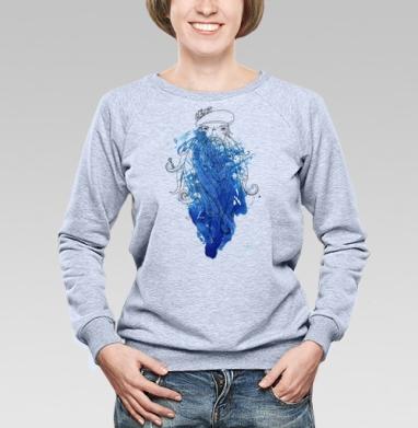 Синяя Борода - Купить детские свитшоты с бородой в Москве, цена детских свитшотов с бородой  с прикольными принтами - магазин дизайнерской одежды MaryJane