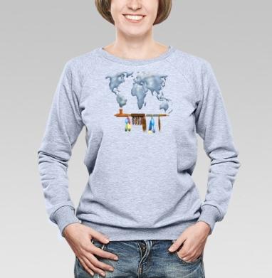 Трубка мира - Купить детские свитшоты с дымом в Москве, цена детских свитшотов с дымом  с прикольными принтами - магазин дизайнерской одежды MaryJane