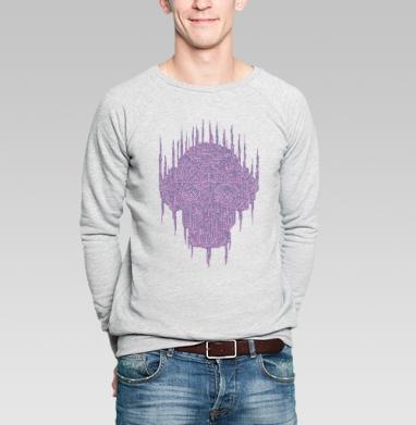 Digiskull - Купить мужские свитшоты с черепом в Москве, цена мужских  с черепом  с прикольными принтами - магазин дизайнерской одежды MaryJane