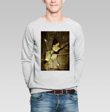 Лицо - Купить мужские свитшоты с лицом в Москве, цена мужских свитшотов с лицом  с прикольными принтами - магазин дизайнерской одежды MaryJane