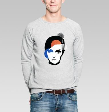 MOD - Купить мужские свитшоты модные в Москве, цена мужских  модных  с прикольными принтами - магазин дизайнерской одежды MaryJane