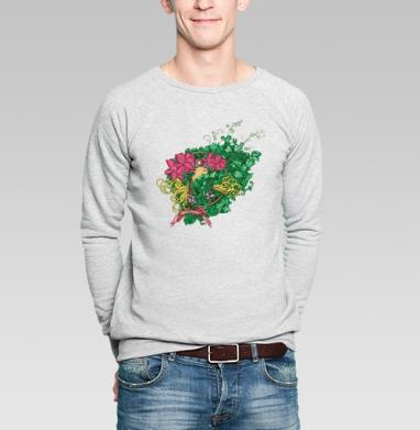 Mucha - Купить мужские свитшоты красивые в Москве, цена мужских свитшотов красивых  с прикольными принтами - магазин дизайнерской одежды MaryJane