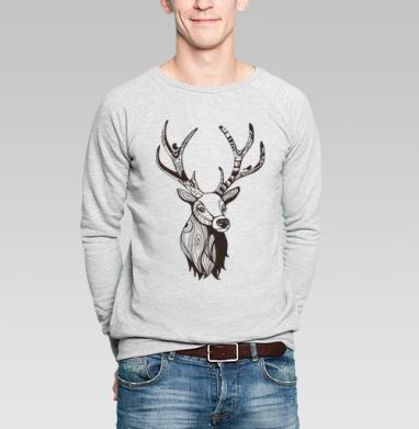 OhDeer - Купить мужские свитшоты хипстерские в Москве, цена мужских свитшотов хипстерских  с прикольными принтами - магазин дизайнерской одежды MaryJane