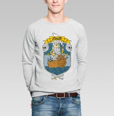 Pirate - Купить мужские свитшоты с пиратом в Москве, цена мужских свитшотов пиратских с прикольными принтами - магазин дизайнерской одежды MaryJane