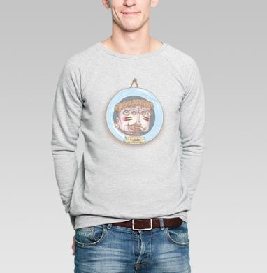 Shawn Cellulose - Купить мужские свитшоты с людьми в Москве, цена мужских свитшотов с людьми  с прикольными принтами - магазин дизайнерской одежды MaryJane