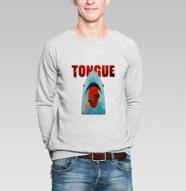 Tongue - Купить мужские свитшоты с мороженным в Москве, цена мужских  с мороженным  с прикольными принтами - магазин дизайнерской одежды MaryJane