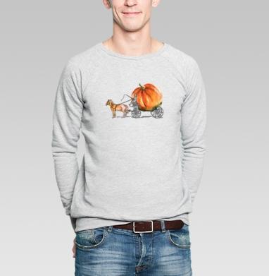 Тыква - Купить мужские свитшоты романтика в Москве, цена мужских  романтических  с прикольными принтами - магазин дизайнерской одежды MaryJane