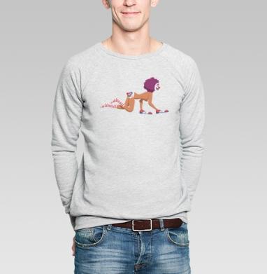 Тянитолкай - Купить мужские свитшоты секс в Москве, цена мужских свитшотов секс  с прикольными принтами - магазин дизайнерской одежды MaryJane
