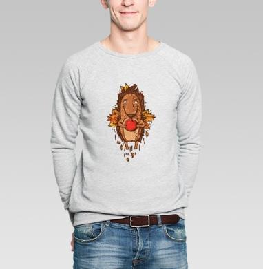 Вдохновение - Купить мужские свитшоты с фруктами в Москве, цена мужских свитшотов с фруктами  с прикольными принтами - магазин дизайнерской одежды MaryJane