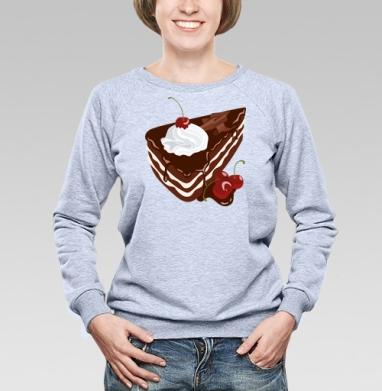 Черный лес - Купить детские свитшоты с едой в Москве, цена детских свитшотов с едой  с прикольными принтами - магазин дизайнерской одежды MaryJane