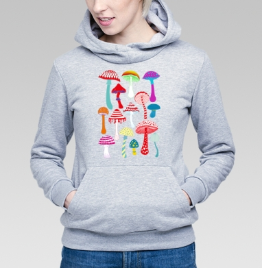 машрумс - Купить детские толстовки с илюстрациями в Москве, цена детских толстовок с илюстрациями  с прикольными принтами - магазин дизайнерской одежды MaryJane