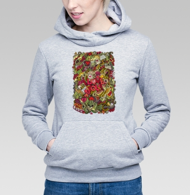 Дудло-Любовь - Купить детские толстовки с символами в Москве, цена детских толстовок с символом с прикольными принтами - магазин дизайнерской одежды MaryJane