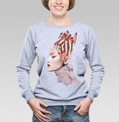 Пальцы - Купить детские свитшоты красивые в Москве, цена детских свитшотов красивых  с прикольными принтами - магазин дизайнерской одежды MaryJane