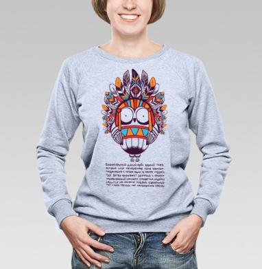 Дикий орёл - немереная сила - Купить детские свитшоты с индейцами в Москве, цена детских свитшотов с индейцами  с прикольными принтами - магазин дизайнерской одежды MaryJane