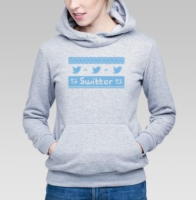 Свиттер - Купить детские толстовки с программистом в Москве, цена детских толстовок с программистом с прикольными принтами - магазин дизайнерской одежды MaryJane