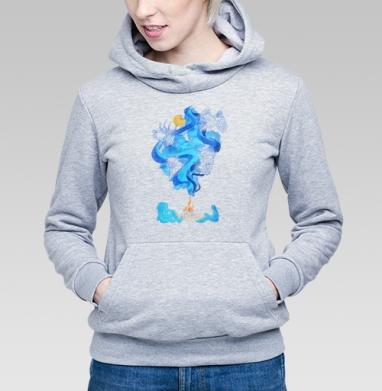 Беседа у костра - Купить детские толстовки с графикой в Москве, цена детских толстовок с графикой  с прикольными принтами - магазин дизайнерской одежды MaryJane