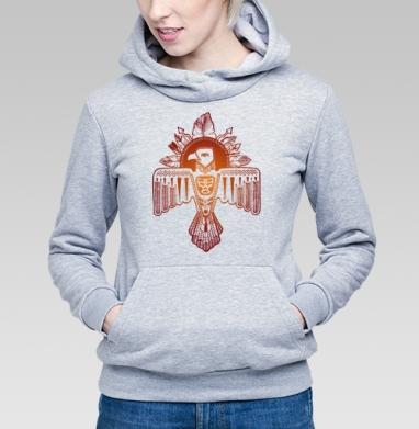 Громовая птица - Купить детские толстовки с птицами в Москве, цена детских толстовок с птицами  с прикольными принтами - магазин дизайнерской одежды MaryJane