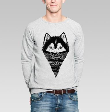 Пёс - Купить мужские свитшоты с собаками в Москве, цена мужских свитшотов с собаками  с прикольными принтами - магазин дизайнерской одежды MaryJane