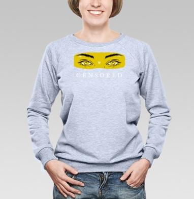 Желтая цензура - Купить детские свитшоты модные в Москве, цена детских свитшотов модных  с прикольными принтами - магазин дизайнерской одежды MaryJane