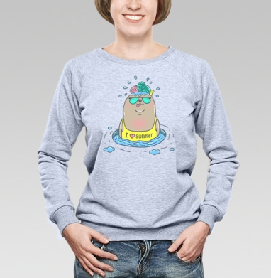Тюлеша - Купить детские свитшоты с персонажами в Москве, цена детских свитшотов с персонажами  с прикольными принтами - магазин дизайнерской одежды MaryJane