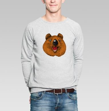 Красафчик - Купить мужские свитшоты со смайлами в Москве, цена мужских  со смайлами с прикольными принтами - магазин дизайнерской одежды MaryJane
