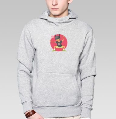 Ниндзя киндс - Купить мужские толстовки Ниндзя в Москве, цена мужских  Ниндзя  с прикольными принтами - магазин дизайнерской одежды MaryJane
