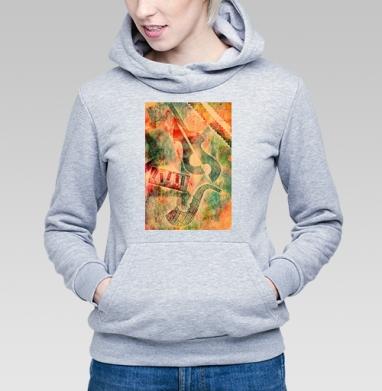 Оркестр - Купить детские толстовки музыка в Москве, цена детских толстовок музыкальных  с прикольными принтами - магазин дизайнерской одежды MaryJane