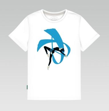 Детская футболка белая, белый - Футболки на заказ, майки на заказ