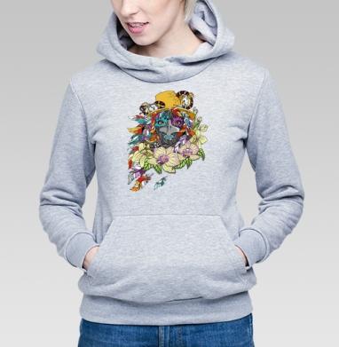 Время - Купить детские толстовки с персонажами в Москве, цена детских толстовок с персонажами  с прикольными принтами - магазин дизайнерской одежды MaryJane