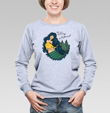 Русалочка - Купить детские свитшоты со сказками в Москве, цена детских свитшотов со сказками  с прикольными принтами - магазин дизайнерской одежды MaryJane