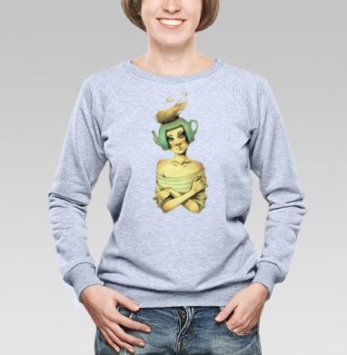 Девачайник - Купить детские свитшоты с персонажами в Москве, цена детских свитшотов с персонажами  с прикольными принтами - магазин дизайнерской одежды MaryJane