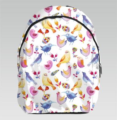 Разные птицы - Рюкзак