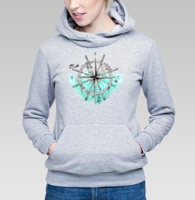Роза Ветров - Купить детские толстовки морские  в Москве, цена детских  морских   с прикольными принтами - магазин дизайнерской одежды MaryJane
