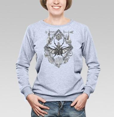 Жук-голиаф - Купить детские свитшоты с насекомыми в Москве, цена детских свитшотов с насекомыми  с прикольными принтами - магазин дизайнерской одежды MaryJane