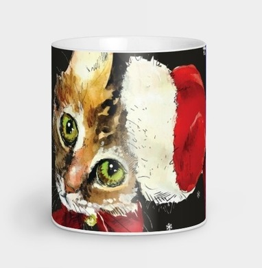 Новогодний котенок  - подарки, Новинки