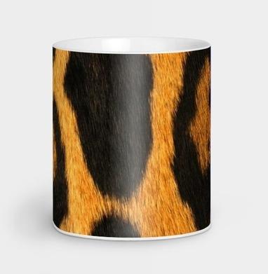 Леопардовое манто - текстура, Новинки