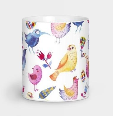 Разные птицы - Крылья, Новинки