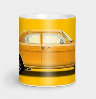 Ретро машина, волга 24 автомобиль с характером - автомобиль, Новинки